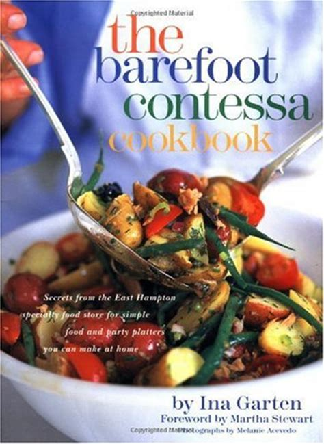 barefoot contessa cookbook recipe index the barefoot contessa cookbook eat your books