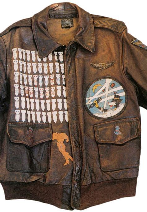 Jaket Bomber Kanvas Crew Bomber Patch Bordir wwii a2 bomber jacket war paint