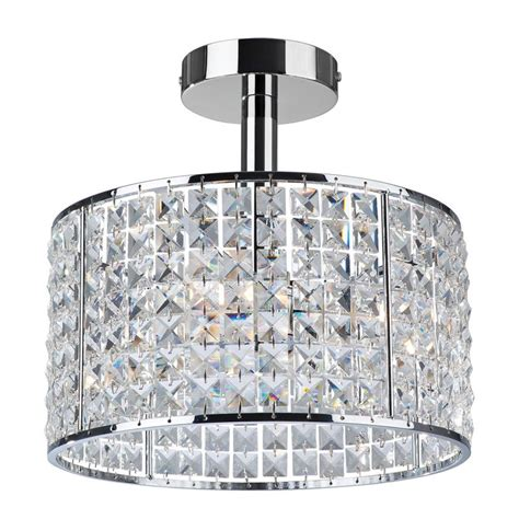 crystal bathroom ceiling light home furniture decoration bathroom lighting with crystals