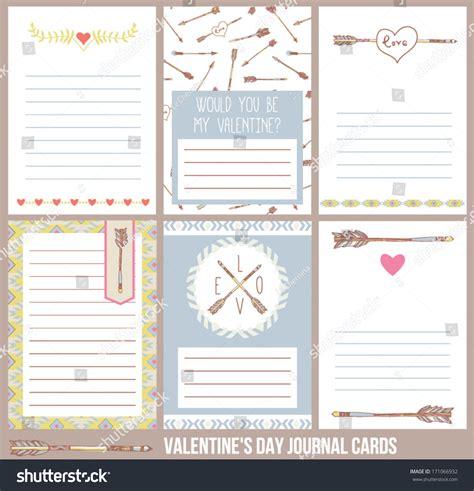 scrapbook journaling templates arrow scrapbook template images
