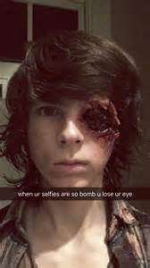 fotos carl grimes walking dead child actor
