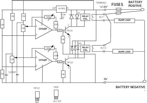 charge controllers  relays  pwm type hugh