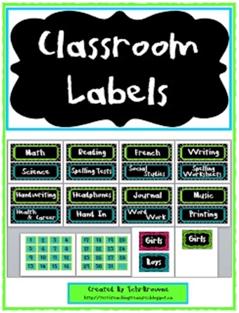 printable calendar labels for classroom 25 best images about printables free on pinterest