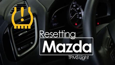 mazda cx 5 tire pressure light tire pressure monitoring reset tpms winter service