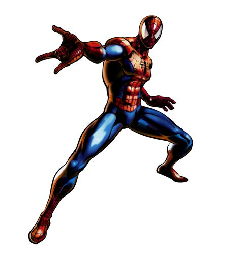 Spider Man Ultimate Marvel Vs Capcom 3 | the judge