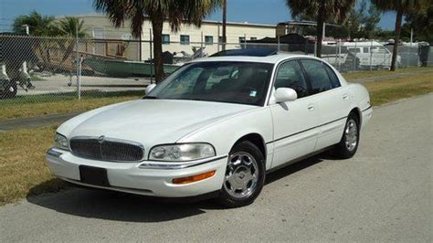auto body repair training 1998 buick park avenue security system buy used 1998 buick park avenue ultra low miles stunning condition in pompano beach florida