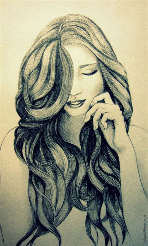 Drawing Hair by Discover And Save Creative Ideas