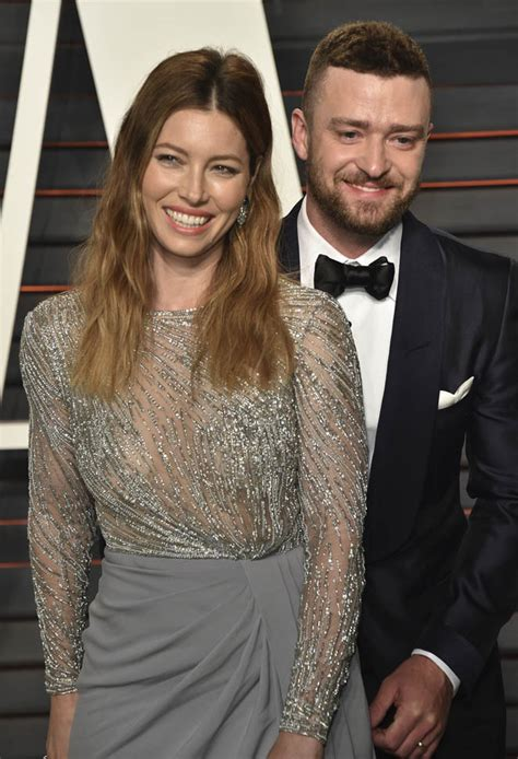 Biel Is In With Justin Timberlake by Justin Timberlake And Biel Attend The 2016 Vanity