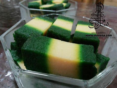 original resepi kek lumut reena sidek