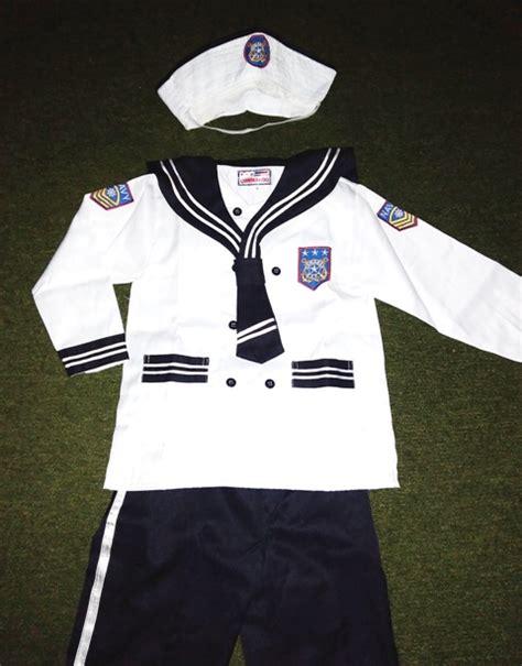 Baju Profesi Anak Kowad Size 4 jual baju profesi sailor anak laki laki sd niyansuri