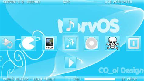 Psp Background Check Nervos V2 0 1 Psp Application Playstation Portable Pdroms Homebrew 4 You