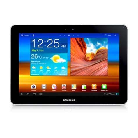 Second Samsung Tab 1 10 1 tablette samsung galaxy tab 10 1 pouces gt p7500m16 samsung