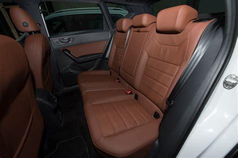 seat ateca interior seat ateca primeras mediciones e impresiones del nuevo