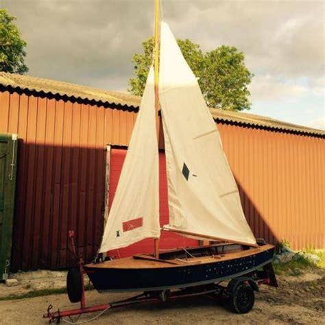 flits zeilboot flits wedstrijdboot zeilboot met trailer advertentie 536046