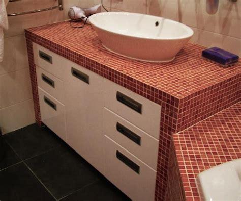 mosaic bathroom countertop mosaic tile bathroom countertop brightpulse us