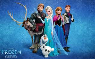Movie walls disney s new animation film frozen official