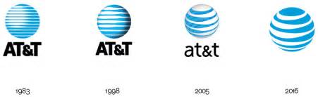 att team colors brand new new logo and identity for at t by interbrand