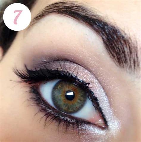 eyeliner occhi tutorial makeup sposa occhi marroni e capelli biondi sr wedding blog