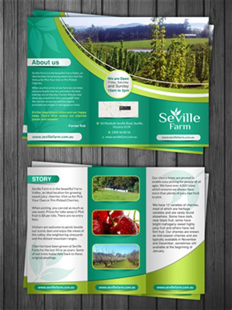 designcrowd brochure accommodation flyers accommodation flyer design at