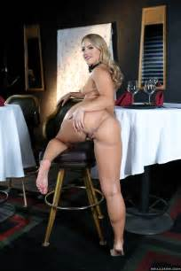Curvy Blonde Waitress Getting Assfucked By Titanic Cock