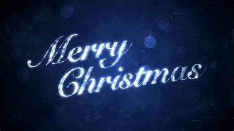 merry christmas  blue hd background loop youtube