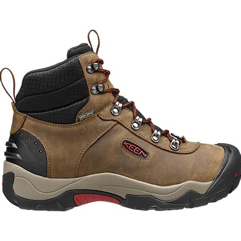keen mens hiking boots keen mens revel iii cascade brown bossa whatever the