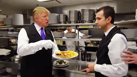 donald trump watch watch donald trump put in a hard day s work at his own