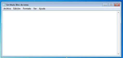 imagenes html bloc de notas como