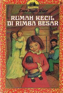 Buku Musim Dingin Di Rimba Besar bercerita buku review rumah kecil di rimba besar