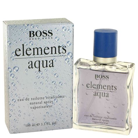 Parfum Hugo Element Aqua elements by hugo 1993 basenotes net