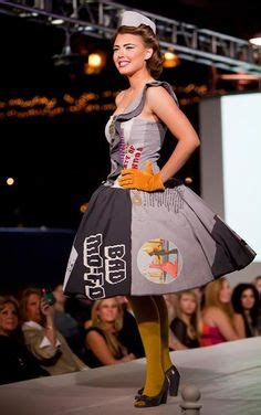 Independent Fashion Designer Angela Johnson by Sweet Upcycled Hats From Procter Http
