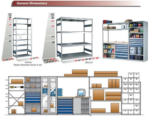 shelving layout storage products beaton industrial
