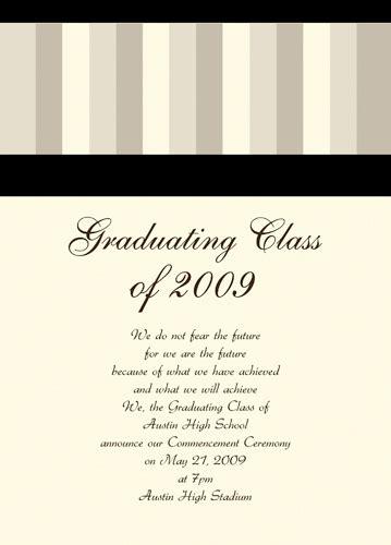 graduation invitation design your own top collection of exles of graduation invitations that