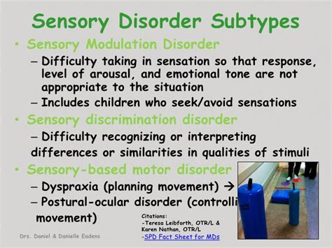 sensory based motor disorder stop the world i need to get the future of sensory