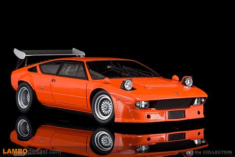rally lamborghini the 1 18 lamborghini urraco rally from kyosho a review by