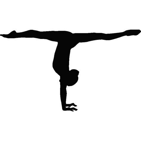 Frigo De Couleur 3367 by Stickers Muraux Sport Et Football Sticker Gymnaste