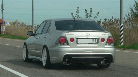 lexus is jdm lexus is jdm streetfighter drive2