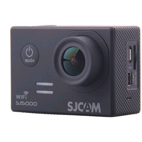 Sjcam Hd sjcam sj5000 wifi hd sports black deals