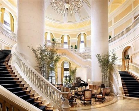 fancy staircase 112 best hotel entrance stair images on