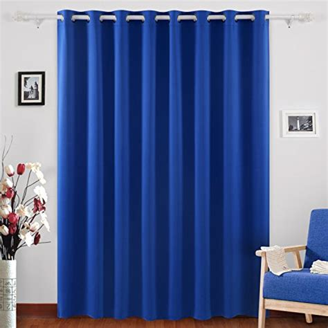 100 X 95 Curtains Deconovo Blackout Curtains Grommet Top Drapes Wide Width Curtains For Room 100 X 95 Inch
