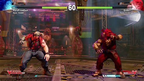Ps4 Fighter V We53 my fight with akuma fighter 5 ps4 pro 1080p
