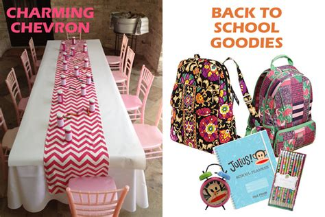 Back To School With Couture by Posh Couture Rentals Back To School