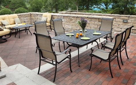 beka outdoor furniture comfortable sling collections patio furniture toronto