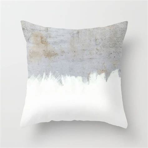throw pillow society 6 throw pillow cover 20 quot x20 quot painting on raw