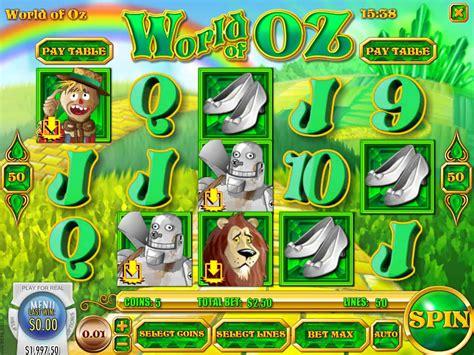 world  oz slot machine play   game slotucom