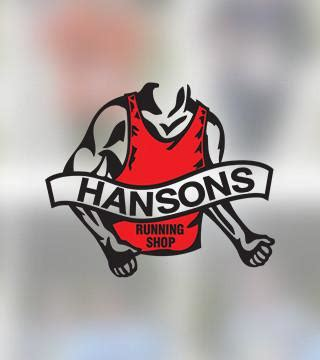hansons running shoes hanson s running shop running shoes competition shoes
