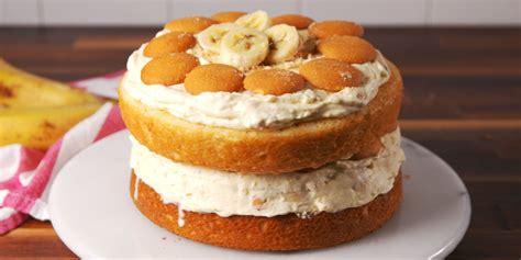 pudding schmand kuchen the best banana pudding cake recipe how to