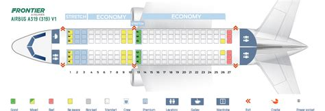 airbus a319 seat map frontier airlines seating chart airbus a319 brokeasshome