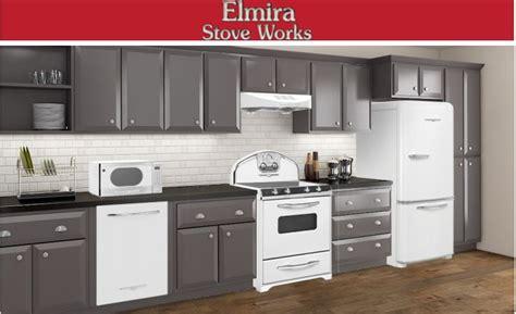 elmira appliances kitchen another look that is classic retro yet modern is elmira