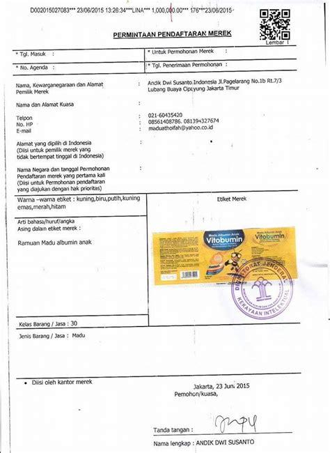 Sale Madu Propolis 200 Ml Ath Thoifah sertifikat merk vitobumin madu albumin asli terdaftar
